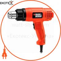 Пистолет горячего воздуха - фен сетевой BLACK+DECKER KX1650