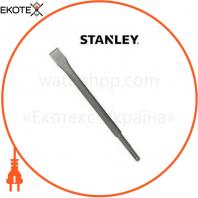 Зубило SDS PLUS плоское, STANLEY STA54407
