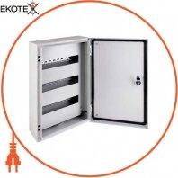 Корпус металлический e.mbox.pro.n.36z IP54 навесной на 36 модулей с замком