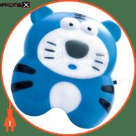 Светильник ночник Feron FN1002 тигренок синий 23226