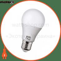 Лампа димеруюча А60 SMD LED 10W 3000K E27 900Lm 220-240V