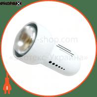 Светильник Feron RAD63 S белый с выключателем 14810