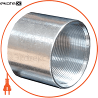 "З'єднувач металевий e.industrial.pipe.thread.connect.1/2"", різьбовий"