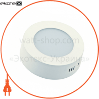 світильник світлодіодний стельовий DELUX CFQ LED 40 4100К 12 Вт 220В кр.