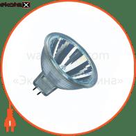 Лампа галогенная DECOSTAR STANDARD 50Вт GU 5,3 OSRAM 44870 WFL, 38 град.