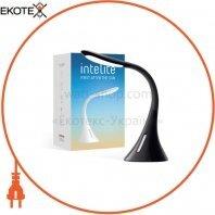 Умная лампа Intelite DL2 9W (USB, димминг, температура) черная