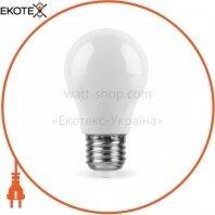 Светодиодная лампа Feron LB-375 3W E27 6400K