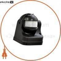 Датчик движения Feron LX39/SEN11 черный