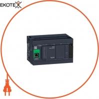 Базовый блок M241-24вх./вых. реле Ethernet