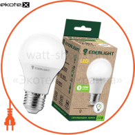 лампа світлодіодна enerlight a60 8вт 3000k e27 светодиодные лампы enerlight Enerlight A60E278SMDWFR