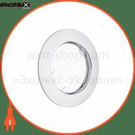 светильник точечный поворотный DELUX HDL160011 G5.3 хром