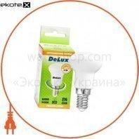 лампа светодиодная DELUX FC1 R39 4 Вт 4100K 220В E14 белый