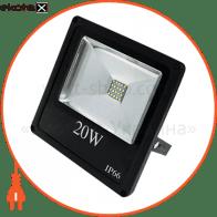 Прожектор светодиодный Solo SL-20-17 20W 6500К  26-0005