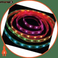 Світлодіодна стрічка SMD LED 35x28 60Led/m (4,8W/m) RGB 12V IP65