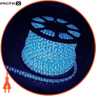 Дюралайт LED 2WAY 13мм верт. синий (36 led/m) светодиодный