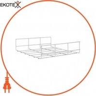 Лоток проволочный оцинкованный 400х50х4,0 e.tray.pro.wm.400.50.4.3m длина 3 м