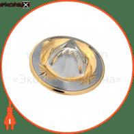 светильник точечный поворотный DELUX HDL16005 50Вт G5.3 хром.мат.-золото