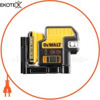 Уровень лазерный точечный DeWALT DCE085D1R