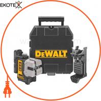 Уровень лазерный линейный DeWALT DW089K