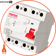 p003024 Enext дифференциальная защита вимикач диференціального струму e.rccb.pro.4.63.100, 4р, 63а, 100ма