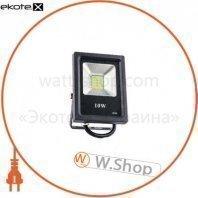 Прожектор светодиодный ES-10-01 550Лм 6400K SMD