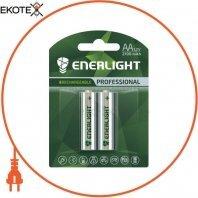 Аккумулятор ENERLIGHT Professional AA 2100mAh BLI 2