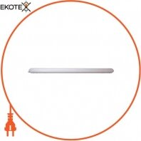 Світильник світлодіодний, пиловологозахищений e.LED.cpw.36.6500, 36Вт, 6500К, 1200мм, IP65