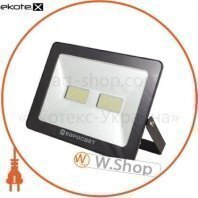 Прожектор светодиодный ЕВРОСВЕТ 100Вт 6400К EV-100-01 8000Лм НМ