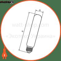 EUROLAMP Лампа ЛОН ArtDeco Т30 30W E27 2700K dimmable