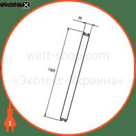 eurolamp led лампа скло nano t8 18w 4000k светодиодные лампы eurolamp Eurolamp LED-T8-18W/4000(nano)