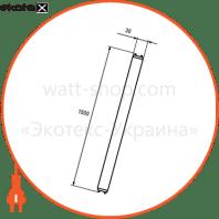 LED-T8-24W/4000(nano) Eurolamp светодиодные лампы eurolamp eurolamp led лампа скло nano t8 24w 4000k