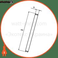 LED-T8-9W/6500(nano) Eurolamp светодиодные лампы eurolamp eurolamp led лампа скло nano t8 9w 6500k