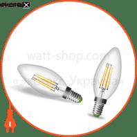 EUROLAMP LED Свічка ArtDeco 4W E14 4000K (50)