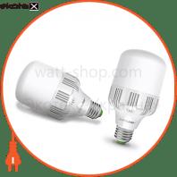 eurolamp led лампа надпотужна 30w e27 6500k светодиодные лампы eurolamp Eurolamp LED-HP-30276