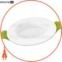 EUROLAMP LED Світильник круглий Downlight Exclusive 3W 3000K