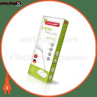 eurolamp led світильник настільний в класичному стилі 5w 4000k білий светодиодные светильники eurolamp Eurolamp LED-DEL18(white)