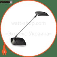 eurolamp led светильник настольный в классическом стиле 5w 3000-6500k черный светодиодные светильники eurolamp Eurolamp LED-DEL18(black)
