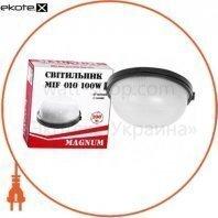 Светильник настенно-потолочный MAGNUM MIF 022 100W E27 черный