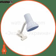 світильник настільний TF-04 60Вт E27 білий