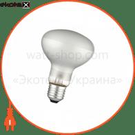 рефлекторная лампа матовая DELUX R80 100Вт Е27