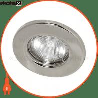 Встраиваемый светильник Feron DL10 титан 15112
