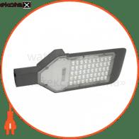 Светильник консольный SMD LED 50W 4200K 4953Lm 85-265V IP65 405x165мм.черный