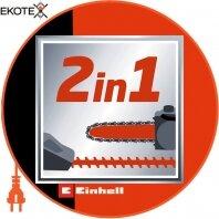 Einhell 3410800 многофункциональное устройство аккумуляторный ge-hc 18 li t - solo