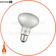 рефлекторна лампа матова DELUX R63 60Вт Е27