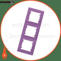 Рамка 3-на вертикальная