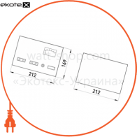 стабілізатор напруги снвт-1000-1, 1000 va