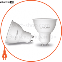 EUROLAMP LED Лампа ЕКО MR16 5W GU10 3000K