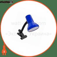 світильник настільний TF-04 60Вт E27 синій
