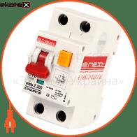 Выключатель дифференциального тока (дифавтоматы) e.industrial.elcb.2.C16.300, 2р, 16А, С, 300мА