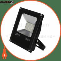 Прожектор светодиодный Litejet SL-20 20W 6500К   B-LF-0630